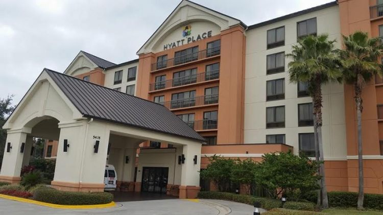 Hyatt Place Orlando Airport, FL 32812 near Orlando International Airport